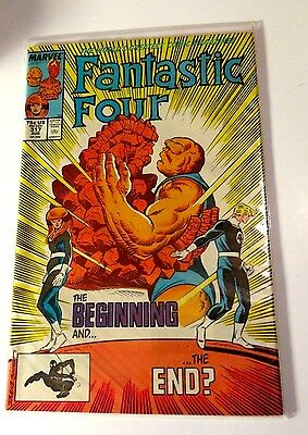 Fantastic Four #317  Marvel Copper age comic  CB1423