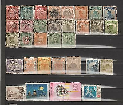 Lot    中国 Chine China Local Stamps  Anciens                 1706