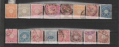 Lot    中国 Chine China  Stamps  Occupation Anciens                 1706
