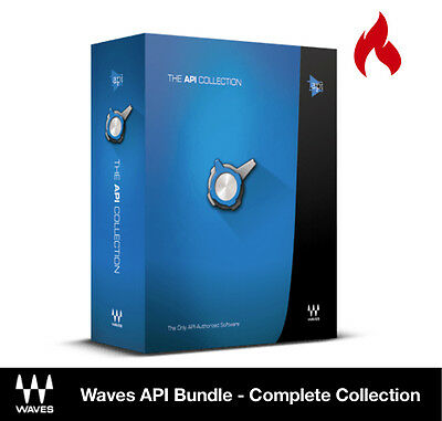 Waves API Collection Bundle - Waves License (e-delivery)