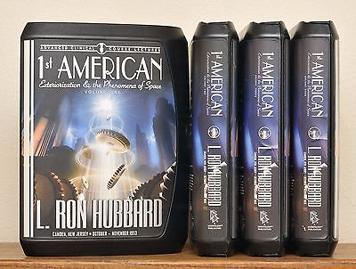1st American ACC CD Set - Scientology - Brand New - 2/3 Off!