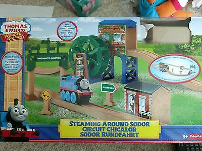 Thomas and Friends Steaming Around Sodor Set