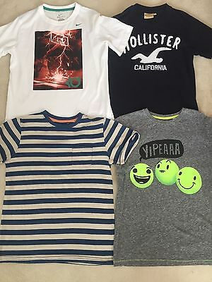 Boys Next, Nike, Hollister T Shirts Age 11