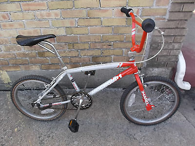 80's old school BMX haro group 1 complete shotgun II ukai speedline stem bars