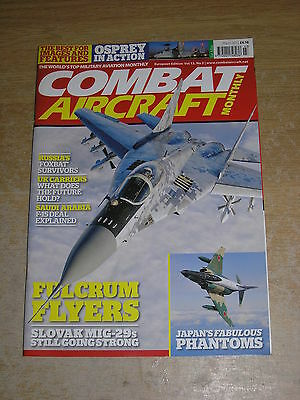 Combat Aircraft Monthly March 2012