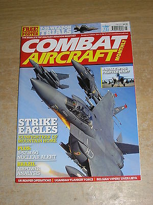 Combat Aircraft Monthly May 2012