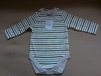 Boys Next Vest 3-6 Months Brand New With Tags