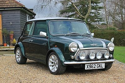 Rover Mini Cooper Sport 500  British Racing Green