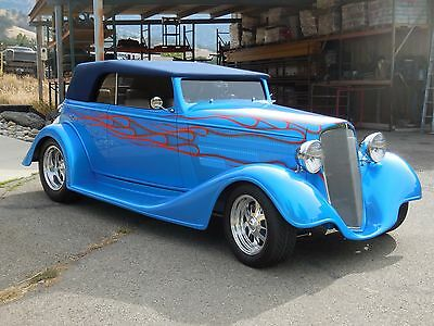 1934 Chevrolet Other Custom 1934 Chevrolet Phantom Street Rod