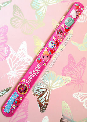 Giant 30Cm Long! Smiggle Snap Slap Band Slapband Ruler - Sweeties