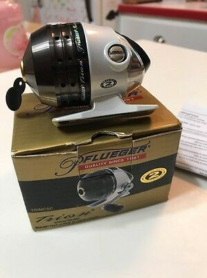 Pflueger Trion TRIMCSC Spincasting Reel Spin Cast Ultra Light NEW IN BOX