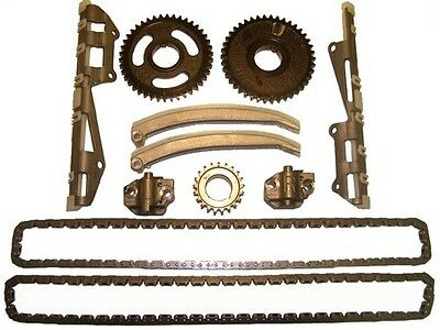 Ford Lincoln Mercury 4.6 Sohc Master Engine Timing Chain Kit With Gears Windsor