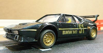 Scalextric  Bmw M1 In Great Condition (C347).