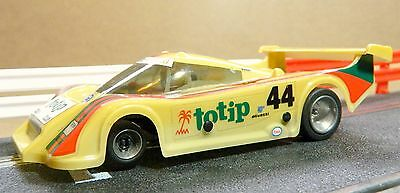 Srs Lancia Lc2 - Lightweight Slot Car In Good Condition