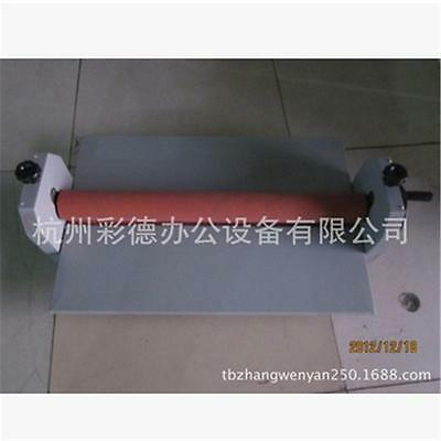 750mm Manual Hand Cold Mounted Machine Wide Version
