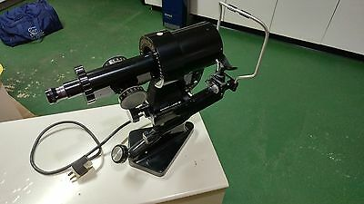 BAUSCH & LOMB KERATOMETER OPHTHALMOMETER MODEL 71-21-35 Optometry