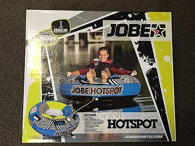 "NEW JOBE RINGO LARGE 60"" Hotspot Towable Inflatable Ring Toy Adult Donut Hotseat"