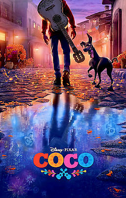 "COCO (11"" x 17"") Movie Collector's Poster Print (T2) - B2G1F"