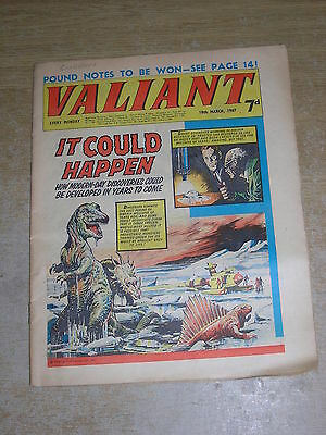 Valiant 18th March 1967