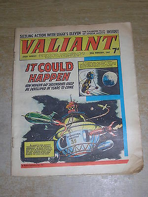 Valiant 25th February 1967