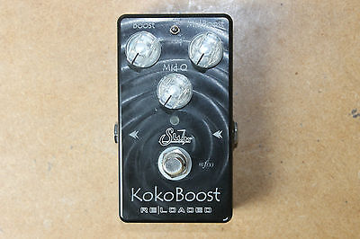 Suhr Koko Boost Reloaded Guitar Pedal