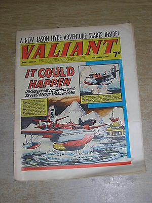 Valiant 7th January 1967