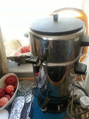 Stainless Steel Catering Urn -Hot water or tea or coffee maker