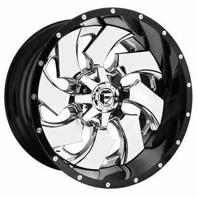 6x5 5 Et1 Chrome Wheel 1