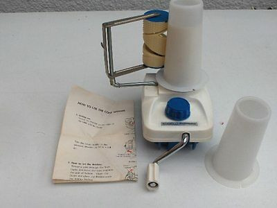 Vintage Empisal Knitmaster  Wool Winder Excellent Condition Vintage Knit Master