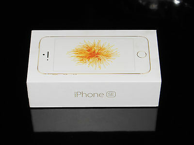 Apple iPhone SE - 32GB - Gold (Boost Mobile) Smartphone