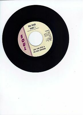 EARL VAN DYKE & THE SOUL BROTHERS/The Flick-Soul 35018