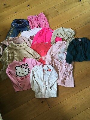 girls clothes  3 4-5 6 bundle Monsoon Mayoral French Connection