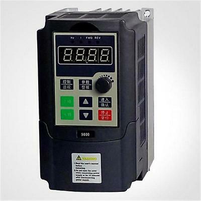 Single Phase Inverter 220v 1.5kw Vector Control Speed 9000 Series