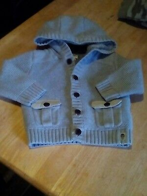 baby baker hooded jacket 9-12 months