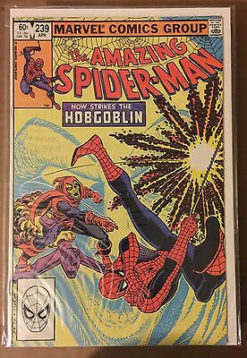 The Amazing Spider-Man #239 ⭐️ VF- ⭐️ Marvel Comics ⭐️ 2nd Hobgoblin