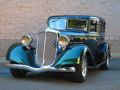 1933 Chrysler Other Royal 8 4 door Sedan 1933 Chrysler Royal 8 Mopar hot rod