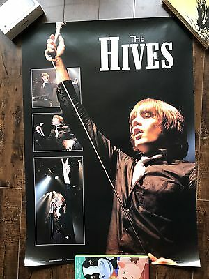 The Hives- Music Poster. (New/Wrapped)