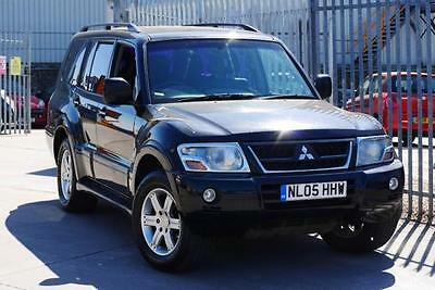 2005 Mitsubishi Shogun 3.2 Warrior Lwb Di-D Auto 5 Door 7 Seater - Heated Seats