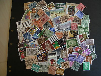 Ww  Lot Of 80 Used Stamps , Each 1$+,nice, $$$  #spj24
