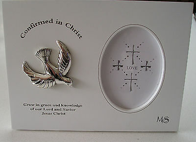 Confirmation Photo Frame * Brand New *  Confirmed in Christ