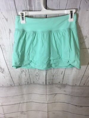 Ivivva Cool on the Court Skirt SZ: 14 NWT