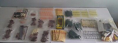 Lot #26 Assorted HO Scale Parts & Accessories