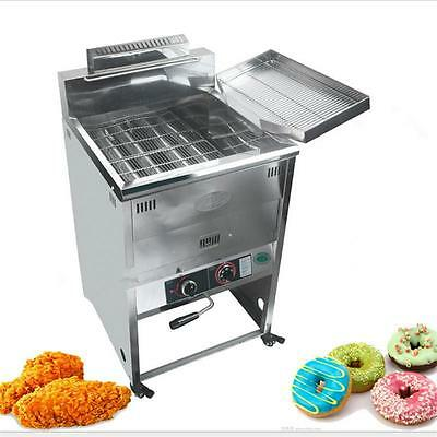 Commercial Electric Fryer Gas Fryer Large Capacity Fryer