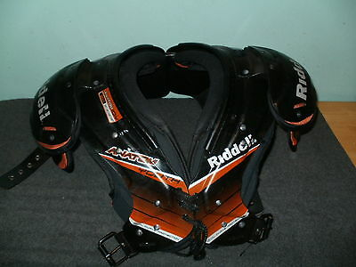 Riddell ANATOM  Youth  Football Shoulder Pads Size SMALL