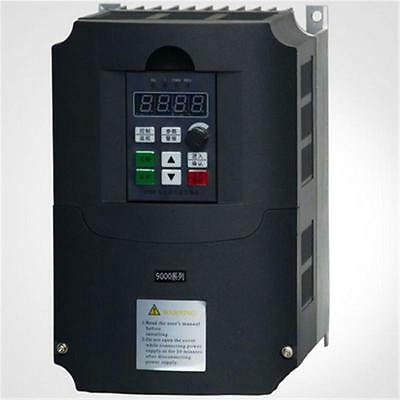 5.5kw Inverter 220v Single-Phase 220v To Three-Thase Inverter