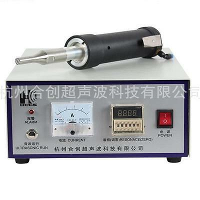 Ultrasonic Plastic Spot Welder Handheld Ultrasonic Plastic Welding Machine