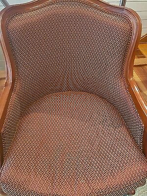 Antique chairs matching pair