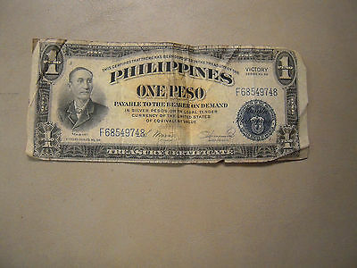 Vintage Various Foreign Currency Circulated X 5