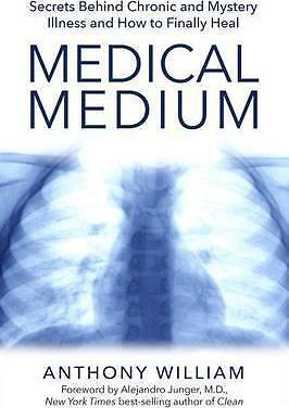 Medical Medium  by Anthony William Book | NEW AU