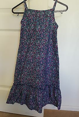Pumpkin Patch girls size 7 summer dress